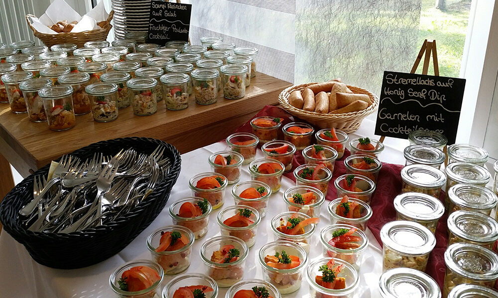 Events: Buffet Catering