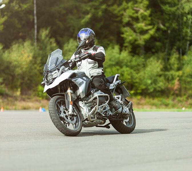 Motorradtraining verschenken