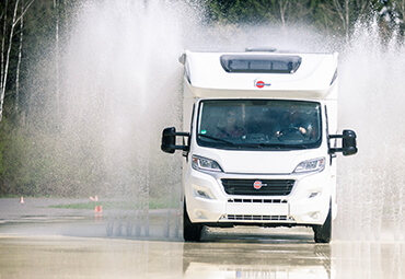 Caravan/Wohnmobil-Training