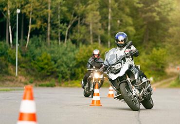 Motorrad-Training